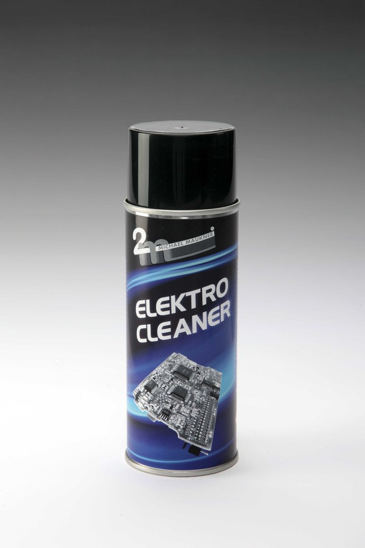 """2m"" Elektro Cleaner, 400ml, 1 Karton = 12 Dosen"