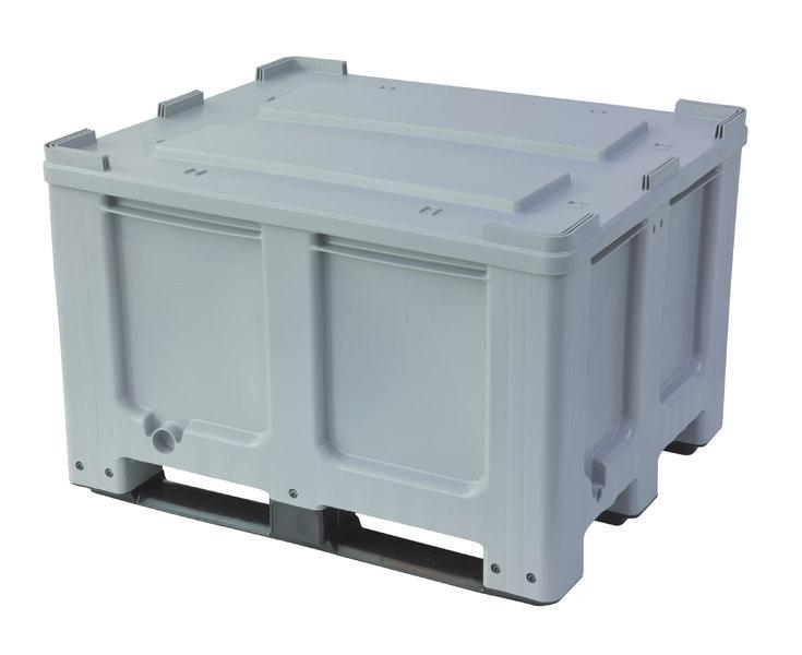 gro volumenbeh lter transportbox lagerbox ctr3 3t 1200x1000x760mm 3 traversen farbe grau fj. Black Bedroom Furniture Sets. Home Design Ideas