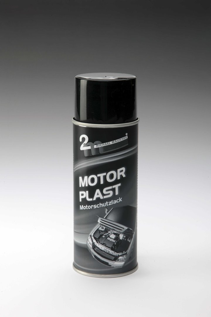 """2M"" Motorplast, 400ml Dose"