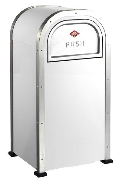 abfallbeh lter abfallsammler wesco wasteman push 50 liter. Black Bedroom Furniture Sets. Home Design Ideas