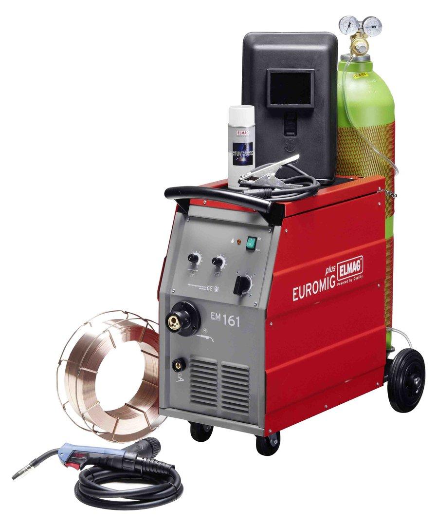 MIG/MAG-Schweißanlagen - FJ-TEC Industriebedarf